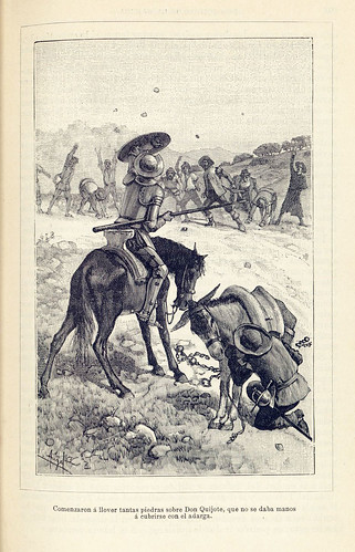 026-El Ingenioso Hidalgo Don Quijote de la Mancha- Saturnino Calleja 1904