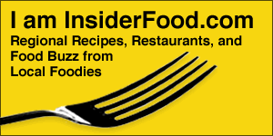 Insider Food badge for featured experts