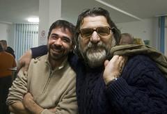Un grande fotografo (d3esaparecido74) Tags: maestro oristano desaparecido fotogiornalista francescocito associazionedyaphrama wwwdyaphramait