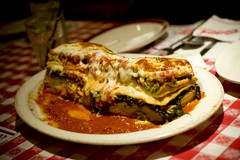Vegetable Lasagna-Buca di Beppo