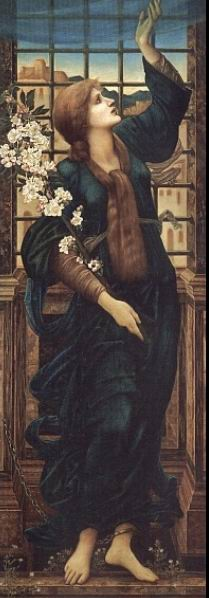 Burne-Jones, Hope, 1896
