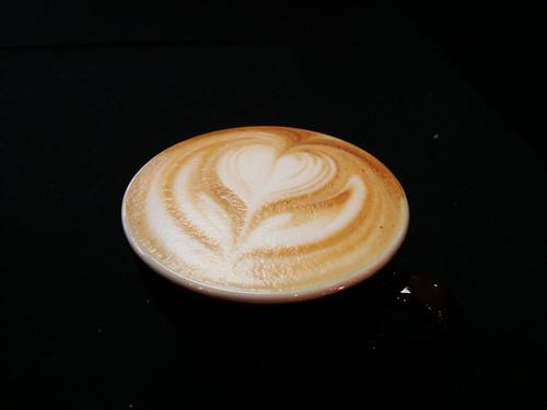 Artsy Cappuccino
