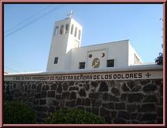 Parroquia Nuestra Señora de los Dolores,Gustavo A Madero,Ciudad de México