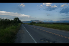 via de caa (getruve) Tags: road blue mountain green clouds landscape colombia loveit risaralda lavirginia d40 1855dxedii