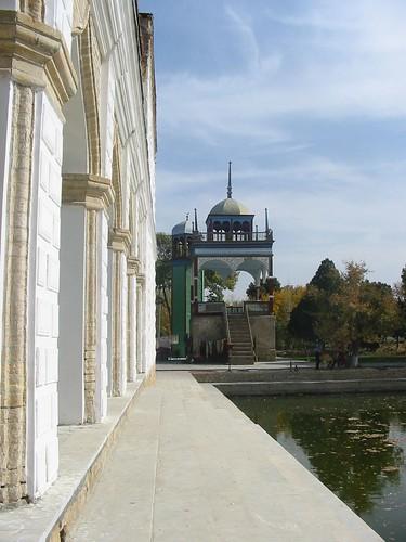 Beruchte paviljoentje van laatste Emir