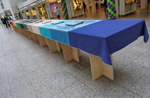 De linnen tafelen