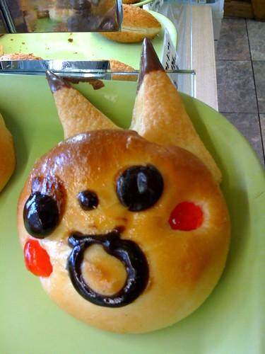 Pikachu bollo
