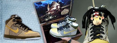 Coraline Nike Dunks The Movie Contest And Promotion So Far
