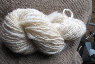 angora silk bfl blend 2