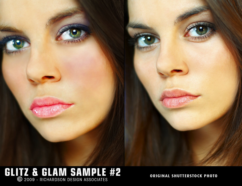 Glitz and Glam No.2