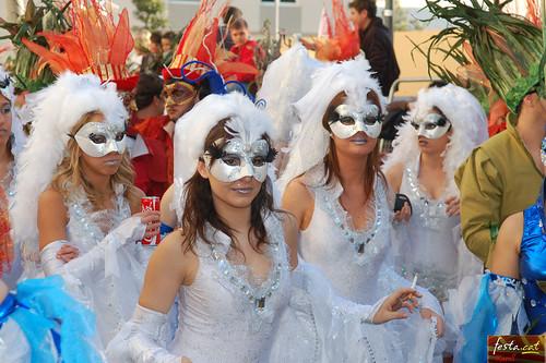 Carnaval 2009 - Sitges - Rua Infantil