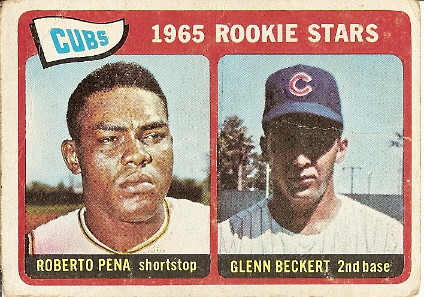 Roberto Pena and Glenn Beckert by you.