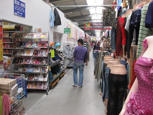 Vietnamese warehouse market