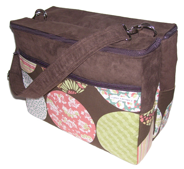 Plus 1 Design Nappy Bag