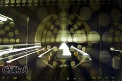 SheffNight (11) (OrestesRix) Tags: city light abstract sheffield lighttrails citycentre