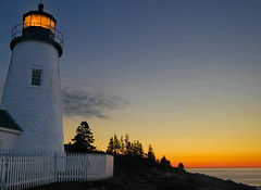 Pemaquid Point Light (Jim McCree) Tags: lighthouse maine spindrift mainecoast midcoastmaine pemaquidpointlight nikond40