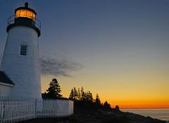 Pemaquid Point Light (Jim McCree) Tags: lighthouse maine spindrift mainecoast midcoastmaine pemaquidpointlight nikond40