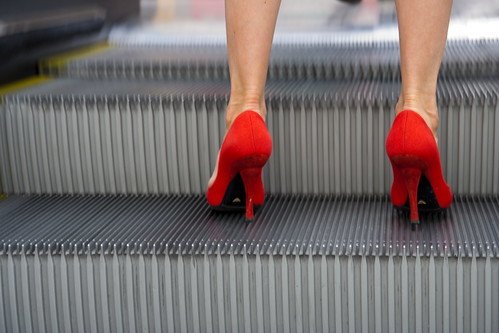 Red High Heels-39