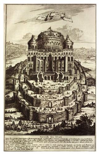014-Kircher Athanasius Turris Babel 1679