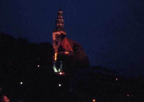 Salzburg '70 Augustiner Church