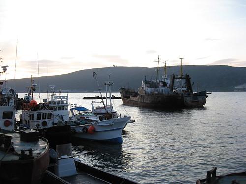 Sea of Okhotsk in Magadan