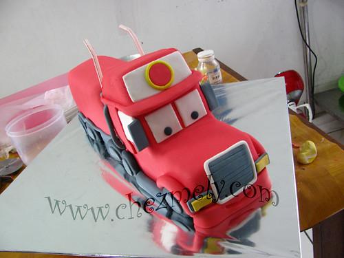 Cars - Mack Truck