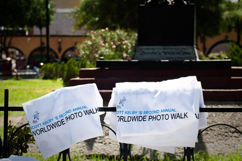 Playeras Photowalk