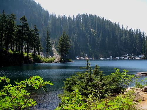 Melakwa Lake July