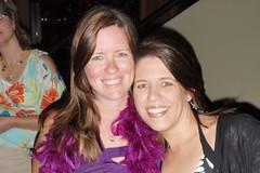 Heather & me