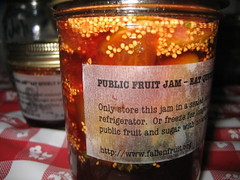 3766287764 4ba6572ca6 m Jam with Fallen Fruit 8/2