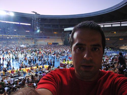 Sevilla Springsteen 07 Yo estuve allí
