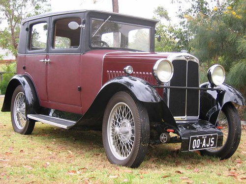 AJS Hp Light Car CAR SPOTTERS Guide See Discussion - Classic car 1930