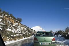 IMG_8075 (Miguel Angel Mora (GSi_PoweR)) Tags: espaa snow andaluca carretera nieve nevada sunday bosque granada costadelsol domingo maroma mlaga mountainroad meteorologa axarqua puertomontaa zafarraya sierraalmijara caosalcaiceria