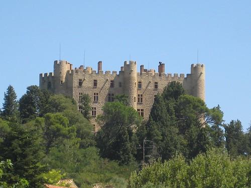 Chateau de Montfaucon