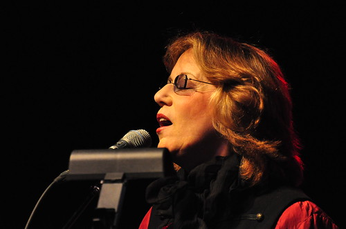 Jennifer Warnes at Ottawa Bluesfest 2009