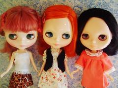 Blythe trio