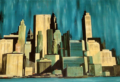 1950s-manhatten-skyline