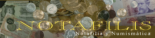 Notafilis - Billetes y monedas del mundo