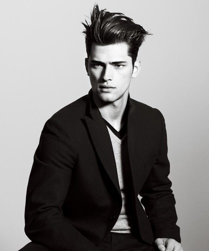 Sean O'Pry0115_+J_UNIQLO