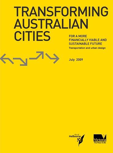 Transforming Australian Cities