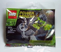 8908 Power MIners Set