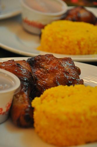 jolibee chicken barbecue