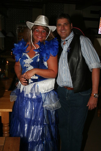 cowboy wild west feest party Puur Amsterdam 240 by you.