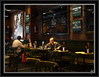 Sunday's breakfast scene (Paco CT) Tags: barcelona light people luz breakfast gente natural interior explore cafeteria desayuno 2009 candidshot efh robado elfactorhumano thehumanfactor ltytr1 pacoct