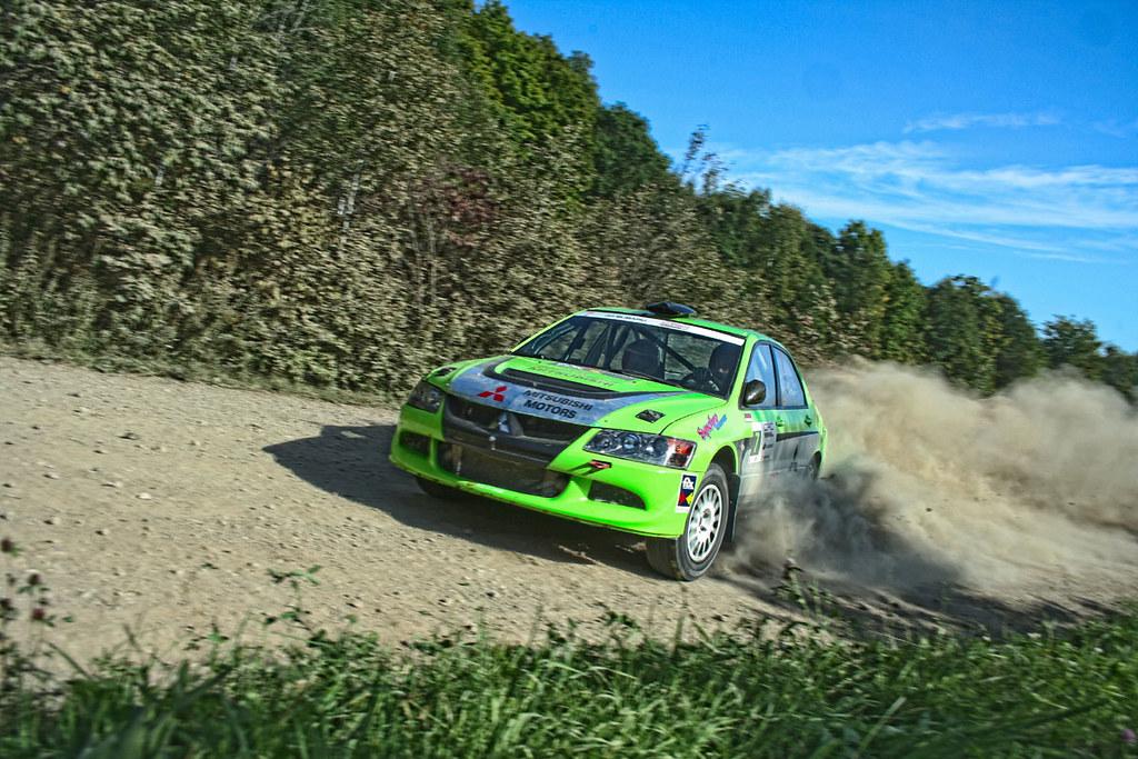 Simon Losier - Rallye Défi