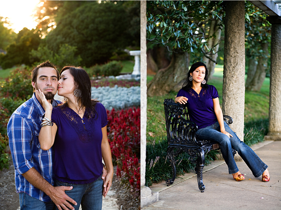 Jamie (my brother) and Paula Anniversary Shoot