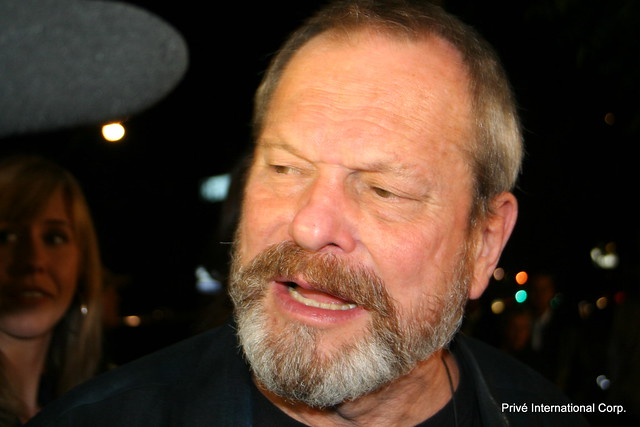 Terry Gilliam by Prive International