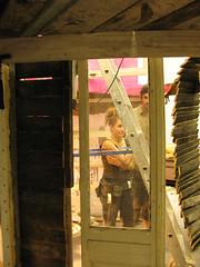 tonite ... (evoldaily) Tags: urban berlin art expo swoon info pendentives benwolf astitchintimesavesnine squinches evoltimemanagement mitdiesenblauentabletten niemehrzufrühkommen