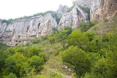 Iskr Gorge (Alan Hilditch) Tags: park mountain mountains la central canyon mount bulgaria national gorge range gora balkan bulgarie stara bulgarije bulgarien  sofiya oblast  sredna  lakatnik iskar  iskur     plalaina iskr iskr