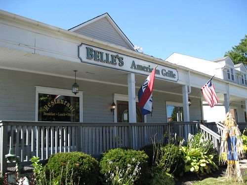 Belle's American Grille.